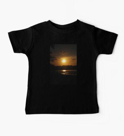 Sunset Haze Baby Tee