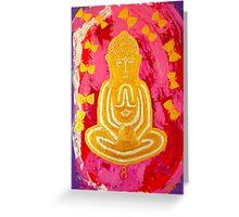 Buddha Consciousness Greeting Card