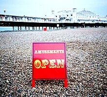 Brighton by KeironHillhouse
