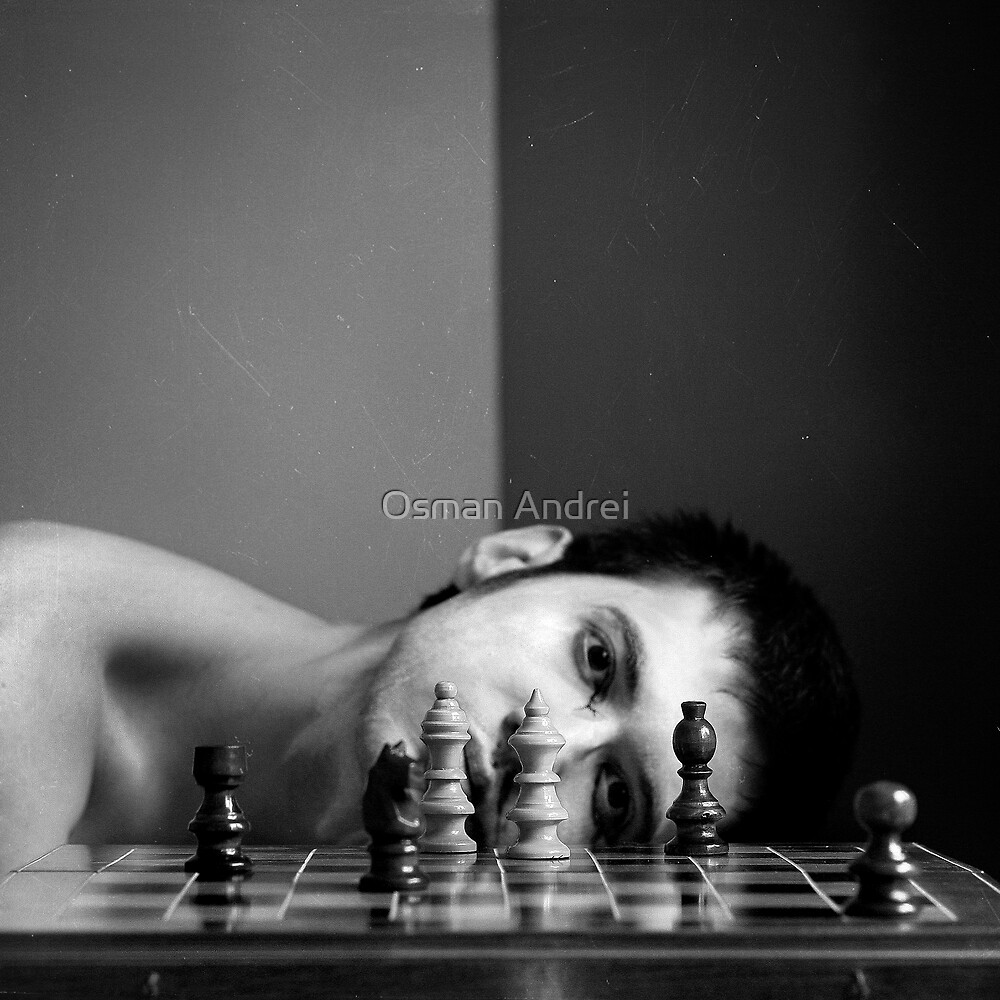 Checkmate by Osman Andrei