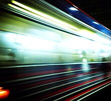 London Underground by KeironHillhouse