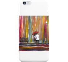Love in the Rain iPhone Case/Skin