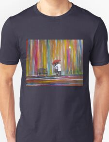 Love in the Rain Unisex T-Shirt