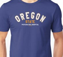 Oregon State Psychiatric Hospital Unisex T-Shirt