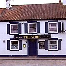 The York - Easingwold North Yorkshire by Trevor Kersley