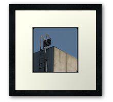 Melbourne's squares 11 Framed Print