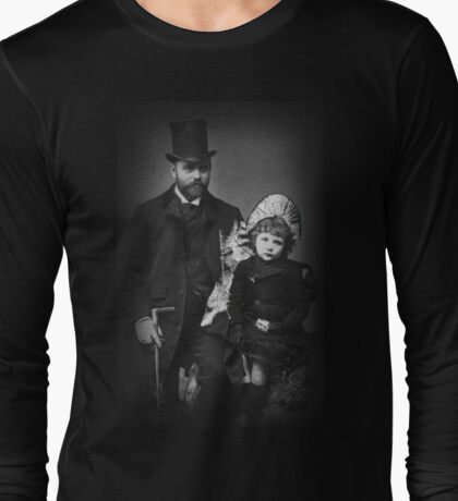 VIctoriana #1 Long Sleeve T-Shirt