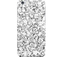 Silver Lace iPhone Case/Skin