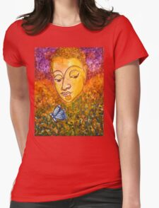 A Soulful Journey Womens Fitted T-Shirt