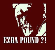 Ezra Pound by givemefive