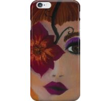 Growing Inside (vector rendering) iPhone Case/Skin