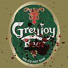 Greyjoy Beer Tote Bag by satansbrand