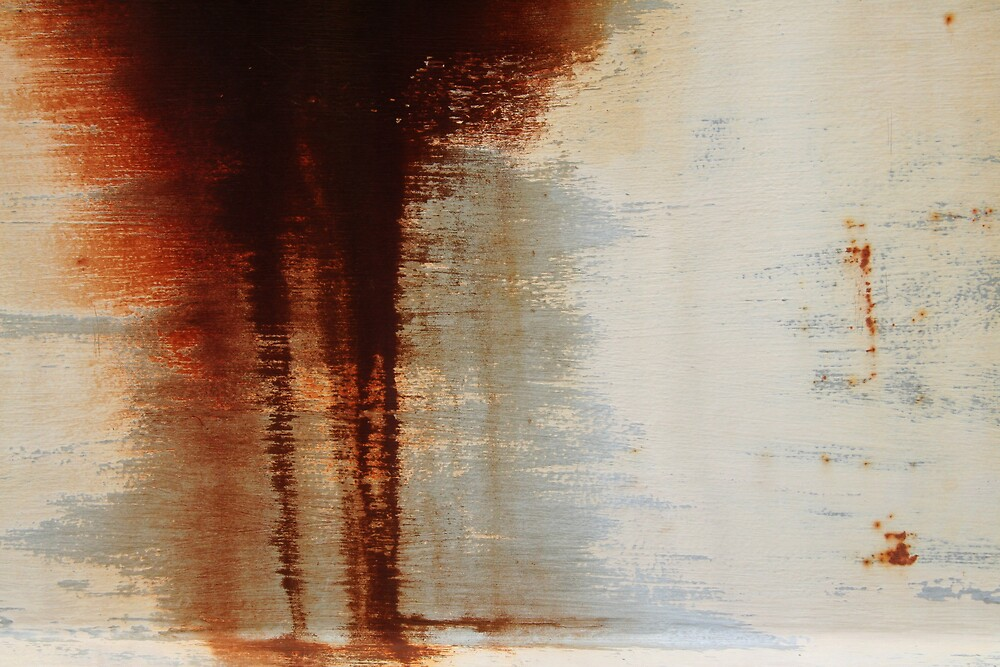 Rust Abstract 1 by Martin How
