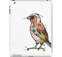 Chaffinch iPad Case/Skin