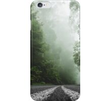Misty Otway Forest iPhone Case/Skin