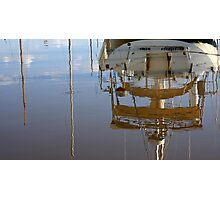 Marina Reflection - Launceston, Tasmania Photographic Print