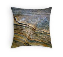 Midnight Desert Throw Pillow