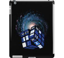 TARDIS CUBE iPad Case/Skin