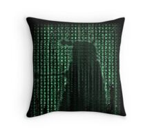 THE EXTERMINATRIX Throw Pillow