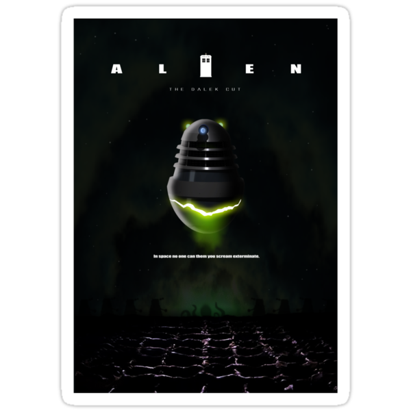 ALIEN by ToneCartoons