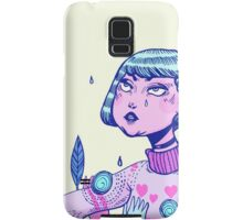 Touch rules Samsung Galaxy Case/Skin