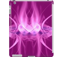 Pink flame iPad Case/Skin