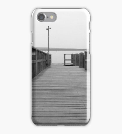 where is the ferry? iPhone Case/Skin