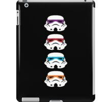 TEENAGE MUTANT NINJA TROOPERS iPad Case/Skin