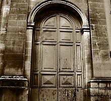 Church Door by Christian  Zammit
