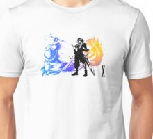 Tidus Final Fantasy X Logo Unisex T-Shirt