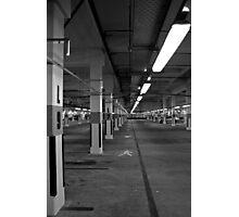 Spaces Photographic Print