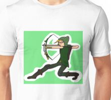Dwerg Green Arrow (Option 1) Unisex T-Shirt