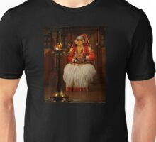 The Character Minukku (Kathakali), Kerala, India Unisex T-Shirt