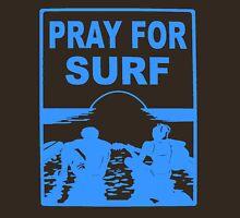 Pray For Surf Unisex T-Shirt