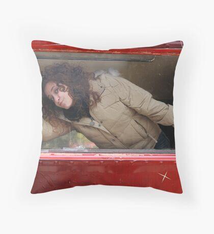 Jammed.... Throw Pillow