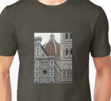 DUOMO FIRENZE Unisex T-Shirt