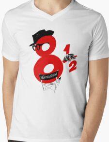 eight and half Mens V-Neck T-Shirt