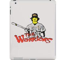 BASEBALL FURIES iPad Case/Skin