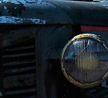 One Headlight by pictureit