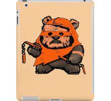 EWOK MICHAELANGELO iPad Case/Skin