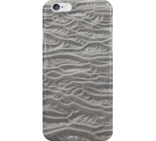 Inch Sand Ripples 1 iPhone Case/Skin
