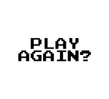 PLAY AGAIN? by Kayla Arnold