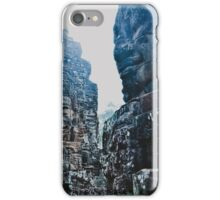 Bayon Temple Angkor Cambodia iPhone Case/Skin