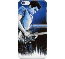 John Mayer Blues iPhone Case/Skin