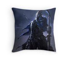 Artorias! Throw Pillow