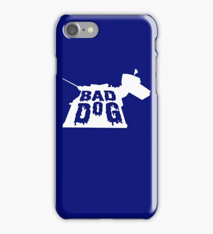 Bad Dog 3 iPhone Case/Skin
