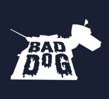 Bad Dog 3 by ToneCartoons