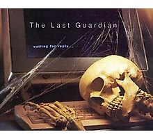 Waiting for Last Guardian Photographic Print