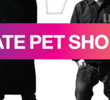 Pet Shop Boys Sticker