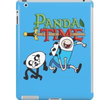 Panda Time  iPad Case/Skin